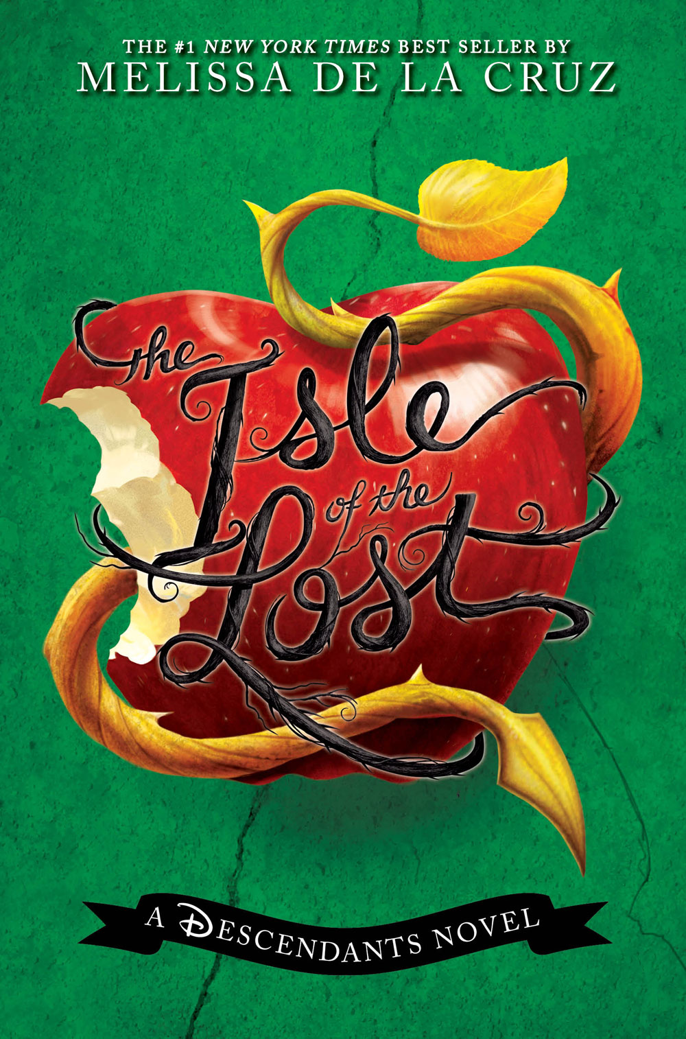 The Isle of the Lost: A Descendants Novel