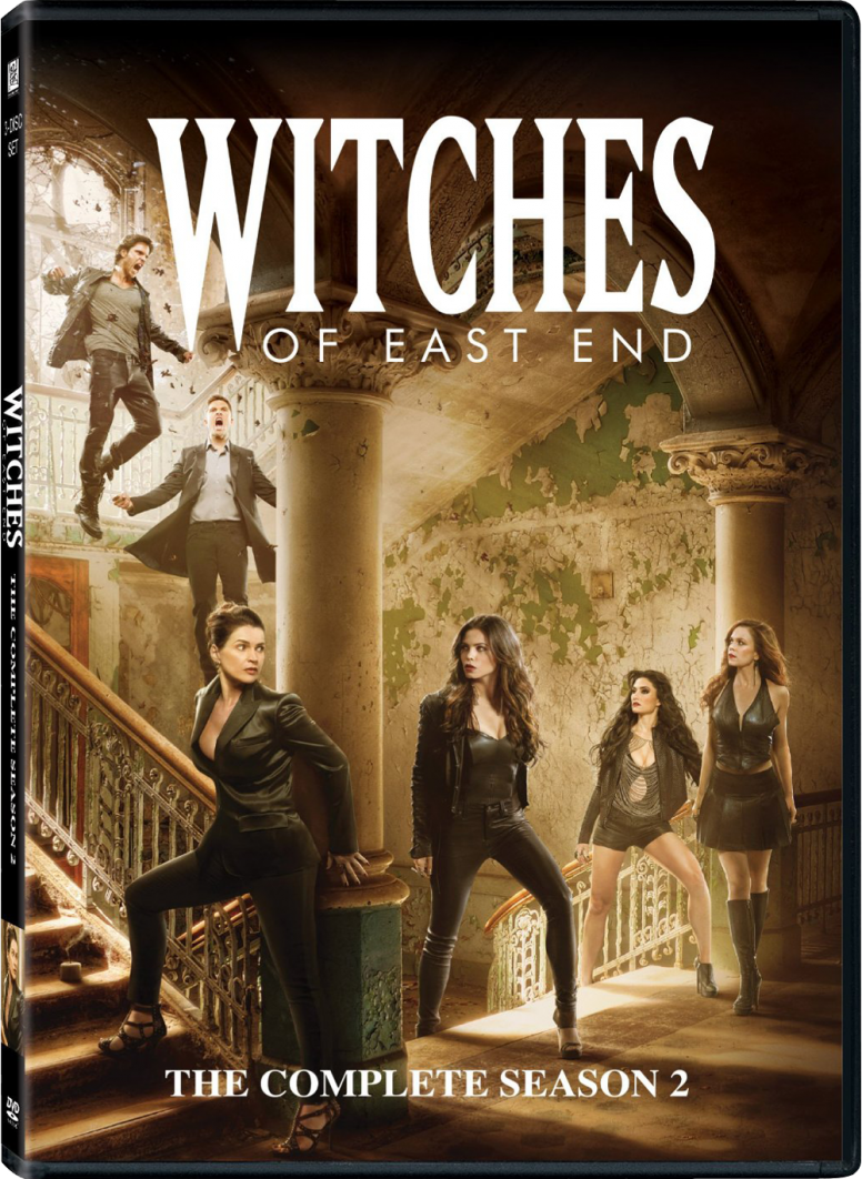 Witches Of East End Archives Melissa De La Cruz